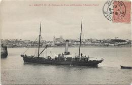 GRANVILLE / LE BALISEUR DES PONTS ET CHAUSSEES, L' AUGUSTIN - FRESNEL - Granville