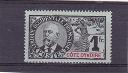 Côte D'Ivoire N° 33 * - Ungebraucht