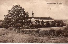 SEITENSTETTEN - Stift  Vierkanter Gottes, Verlag Lehner Seitenstetten, 27.5.1919 - Amstetten