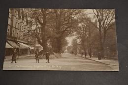 Carte Postale 1910 The Broadway Brighton Road Worthing - England