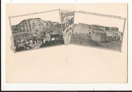 Territoire De Belfort Ville Siège De Belfort 1870-71 - Belfort - Ville