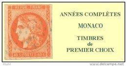 Monaco, Année Complète 1992, N° 1810 à N° 1853** Y Et T - Monaco
