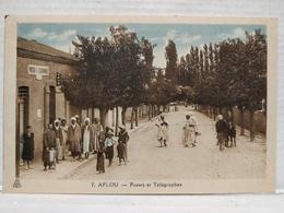 Algérie. Aflou. Postes Et Télégraphes - Algérie