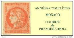 Monaco, Année Complète 1993, N° 1854 à N° 1914** Y Et T Avec  Série Complète 1888 /1905 (Timbres + Carnets) - Monaco