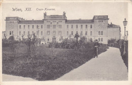 Wien 12: K.u.K. Train Kaserne 1915 !!! - Vienna