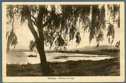 °°° Cartolina N . 35 Bolsena Riflessi Sul Lago Viaggiata °°° - Viterbo