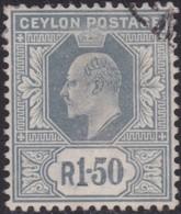 Ceylon      .   SG      .    275        .   O      .       Cancelled      .   /    .   Gebruikt - Ceylon (...-1947)