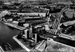 Arques - L ' Ascenseur Des Fontinettes , Construit En 1887 ( En Avion Au Dessus De...) - Arques