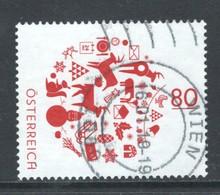 Oostenrijk, Mi 3301 Jaar 2016, Gestempeld, Zie Scan - 1945-.... 2. Republik