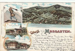 Gruss Aus Morgarten - Rare - ZG Zoug
