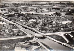 Arques - Vue Générale Aérienne - Le Pont Sur Le Canal - Arques