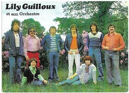 Pontivy Lily Guilloux Et Son Orchestre (Radio-France) - Pontivy