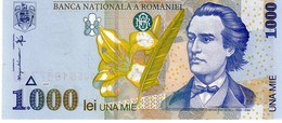 Romania P.106  1000 Lei  1998 Unc - Roemenië