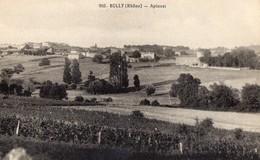 Cp BULLY (Rhône) - Apinost N° 993 - Francia
