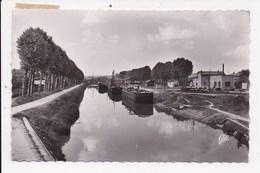 CPSM 51 VITRY LE FRANCOIS Le Port De La Jonction - Vitry-le-François