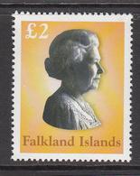 2003 Falkland Islands QEII OMNIBUS  Complete Set Of 1 MNH - Falkland