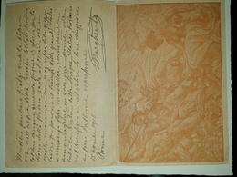 CP396-Cartolina Pubblicitaria Doppia Margherita Di Savoia - Cartolina A Beneficio Dei Combattenti - 1900-44 Victor Emmanuel III