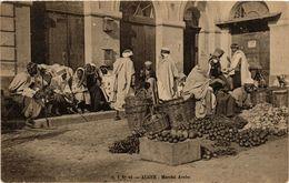CPA Alger- Marche Arabe ALGERIE (832186) - Alger