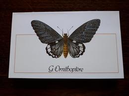L20/23 Mini Calendrier Publicitaire. 1989 ; Papillon. Nantes. Imprimerie Celtique - Calendars