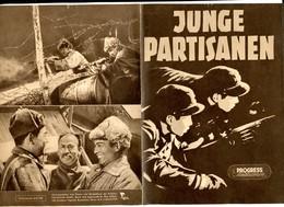 YOUNG GUERILLAS North Korea 1952 East German Film Program - Film & TV