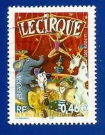Frankreich  2002   Mi.Nr. 3603 , EUROPA CEPT - Zirkus - Gestempelt / Fine Used / (o) - 2002
