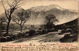 CPA Worcester, Cape Colony SOUTH AFRICA (833017) - Afrique Du Sud