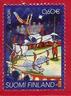 Finnland  2002   Mi.Nr. 1623 , EUROPA CEPT - Zirkus - Gestempelt / Fine Used / (o) - 2002