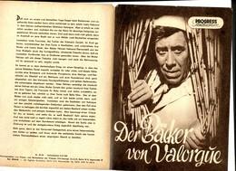 "FERNANDEL ""Boniface Somnambule"" 1951 + ""Le Boulanger De Valorgue"" France 1953 - Film & TV"