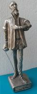 Statue De  DON QUICHOTTE En Alliage Hauteur  26 Cm - Autres