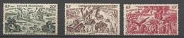 Guyane Poste Aérienne N° 29  à  31      Neufs  * B/ TB .......   Soldé   à Moins De 20  % ! ! ! - Unused Stamps