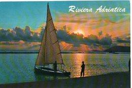 Riviera Adriatica - Tramonto - Italie