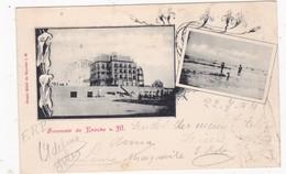SOUVENIR DE KNOKKE  1899 -GRAND HOTEL - Knokke