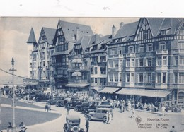 PLACE ALBERT  LES CAFES - Knokke