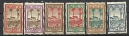 Guyane   Taxe  N° 13  à  18          Neufs  * *  Et Neufs *    B/ TB .......   Soldé   à Moins De 20  % ! ! ! - Unused Stamps