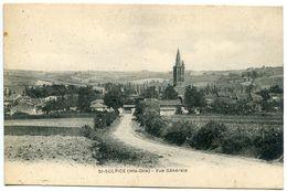 SAINT SULPICE ( Haute Garonne ) Vue Générale - France