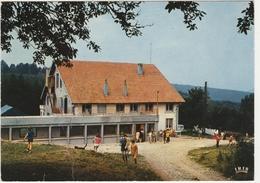 SAINT ETIENNE DE REMIREMONT  -  COLONIE LES TRONCHES -    Edition :LA CIGOGNE De Nancy   N° 88.486.47 - Saint Etienne De Remiremont