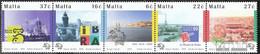 Malta 1067-1071 Fünferstreifen (kompl.Ausg.) Postfrisch 1999 UPU - Malta