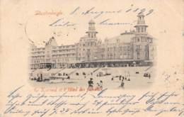 BLANKENBERGHE - Le Kursaal Et L'Hôtel Des Familles - Blankenberge
