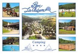 CPM - BURE - Parc La Clusure, Ch. De La Clusure 30 - Tellin