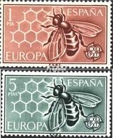Espagne 1340-1341 (complète.Edition.) Neuf Avec Gomme Originale 1962 Europe - 1961-70 Ungebraucht