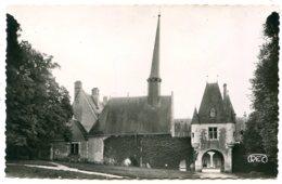 18700 AUBIGNY SUR NÈRE - OIZON - Château De La Verrerie - Lot De 4 CPSM 9x14 - Voir Détails Dans La Description - Aubigny Sur Nere