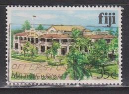 FIJI Scott # 420 Used - Grand Pacific Hotel - Fiji (...-1970)
