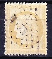 FRANCE CERES 1871 YT N° 59 Obl. LOSANGE PC 1175 EMBRUN - 1871-1875 Ceres
