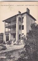 VILLA MAISONNELLE ALICE. VALESCURE SAINT RAPHAEL. CPA CIRCA 1900s - BLEUP - Saint-Raphaël
