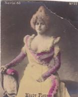 MERY FLEURON. COLORISE. COLLECTIBLE TOBACCO CARDS CIRCA 1915s - BLEUP - Berühmtheiten