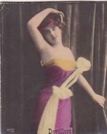 DEVILLERS. COLORISE. COLLECTIBLE TOBACCO CARDS CIRCA 1915s - BLEUP - Berühmtheiten
