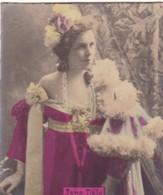 JANE DALE. COLORISE. COLLECTIBLE TOBACCO CARDS CIRCA 1915s - BLEUP - Célébrités