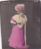 MARIE HALTON. COLORISE. COLLECTIBLE TOBACCO CARDS CIRCA 1915s - BLEUP - Berühmtheiten