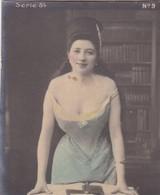MARIELLE. COLORISE. COLLECTIBLE TOBACCO CARDS CIRCA 1915s - BLEUP - Célébrités
