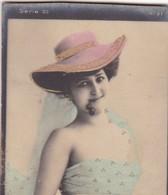 MARVILLE. COLORISE. COLLECTIBLE TOBACCO CARDS CIRCA 1915s - BLEUP - Célébrités